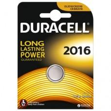 DURACELL DL2016 Блистерная упаковка 1шт.
