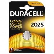 DURACELL DL2025 Блистерная упаковка 1шт.