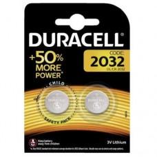 DURACELL DL2032 Блистерная упаковка 2шт.