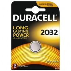 DURACELL DL2032 Блистерная упаковка 1шт.