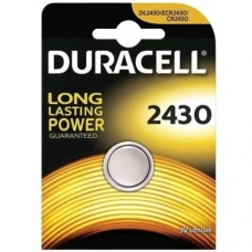 DURACELL DL2430 Блистерная упаковка 1шт.