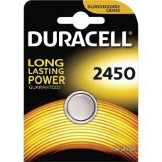 DURACELL DL2450 Блистерная упаковка 1шт.