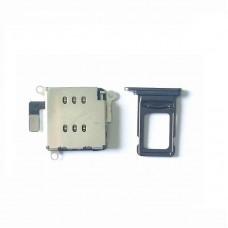 iPhone 11 Pro (A2215) Коннектор Sim card reader