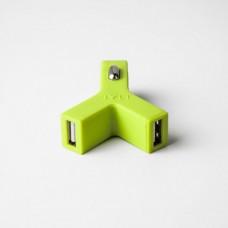 Forever адаптор в машину на два выхода USB