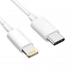 Кабель USB Type-C-Lightning 1m