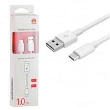HUAWEI кабель USB-Tape C 2.0A 1m