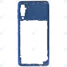 Samsung A7 (2018) SM-A750F Galaxy Корпус Синий