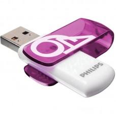 PHILIPS USB 2.0 Flash память 64GB Vivid