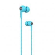 DEVIA наушники Model No:310560 голубые