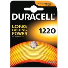 DURACELL DL1220 Блистерная упаковка 1шт.