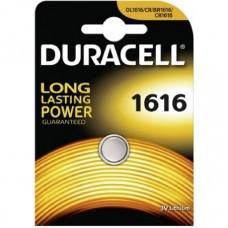 DURACELL DL1616 Блистерная упаковка 1шт.