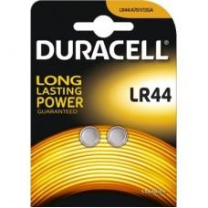 DURACELL LR44 (AG13) Блистерная упаковка 2шт.