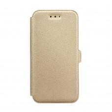 Чехол LG G5 (K850) Book Pocket золотой