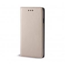 Чехол LG G4s Smart Magnet  золотой
