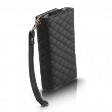 Чехол Wallet Pik XXXL  (Note 2)  черный