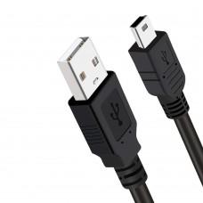 Кабель  USB-Mini USB  1.5m