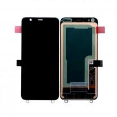 Google Pixel 2 XL Дисплей с Тачскрином Чёрный