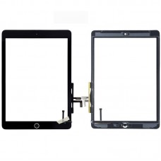 iPad Air 4G  (A1475, A1474, A1476) Тачскрин Черный