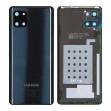 Samsung Note 10 Lite SM-N770F Galaxy Крышка батареи Aura Black
