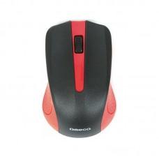 Omega Мышь USB Optical WRL  OMO419R Красная