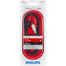 PHILIPS SWA2527W/10 3.5MM STEREO 'Y' кабель . 1.5M