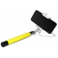 Sponge Selfie Stick Желтая