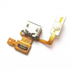 LG P970 Optimus Шлейф USB коннектор